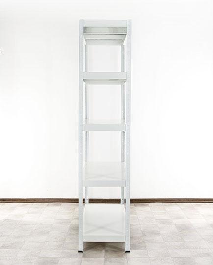 metallregal werkstatt schwerlastregal elara 180x100x40 5. Black Bedroom Furniture Sets. Home Design Ideas